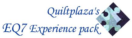 Quiltplaza's EQ7 Experience pack voor PC en MAC (Nederlandstalig/Dutch) Download
